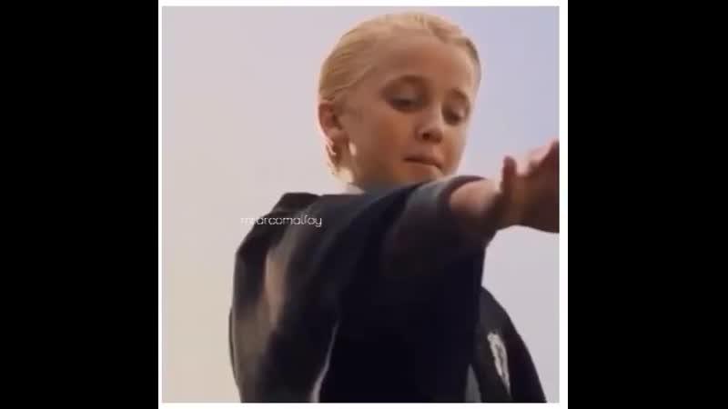 Draco Malfoy Harry Potter Драко Малфой vine.