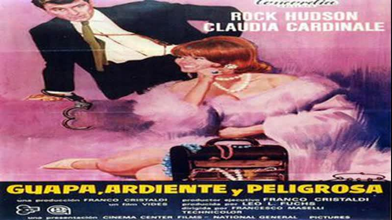 Cine clásico Guapa ardiente y peligrosa 1968 Español