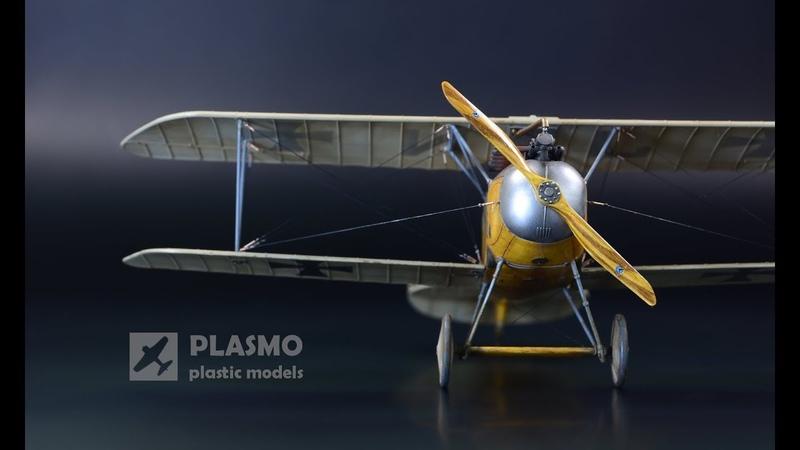 Albatros Oeffag Josef Novak Eduard 1 48 ww1 aircraft model
