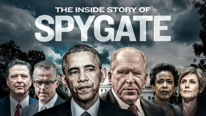 Spygate Teil 1 Wie Beamte der Obama Administration planten Trump zu Fall zu bringen 2019
