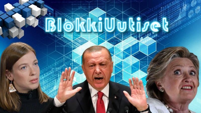 ⚫️BlokkiUutiset 4 3 2020  Oulu  Li Andersson  Erdogan Killary