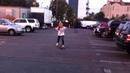 ICarly: Jennette Skateboards Into Jerry (Literally)