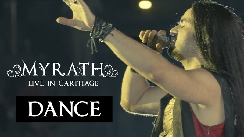 Myrath - Dance (Live in Carthage) - Album out on April 17th