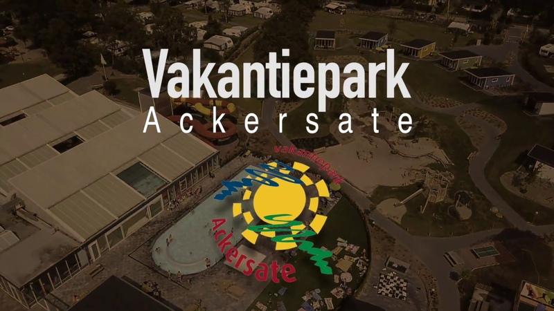 Seizoens Vlog 12 zwembad Vakantiepark Ackersate