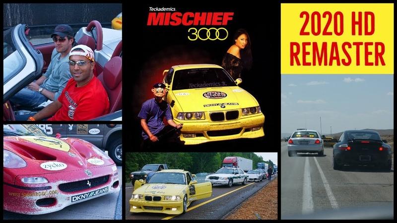 Mischief 3000 2020 HD Remaster Full Movie
