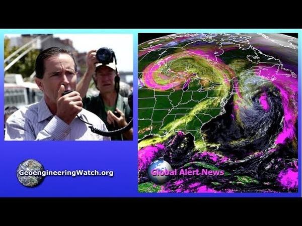 Geoengineering Watch Global Alert News, October 12, 2019, 218 ( Dane Wigington )