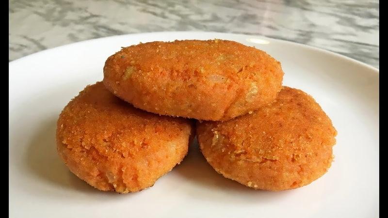 Бесподобные МОРКОВНЫЕ КОТЛЕТЫ Быстро, Вкусно и Очень Полезно / Постные Котлеты / Carrot Cutlets