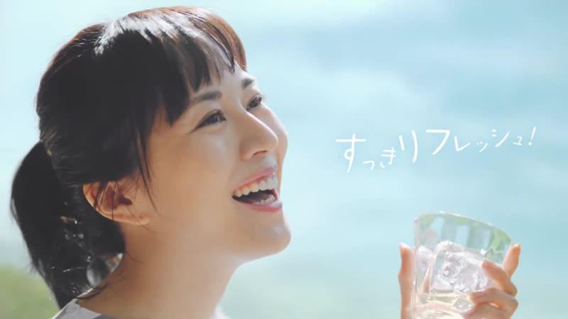 Higa Manami, Asari Yousuke - mizkan 2