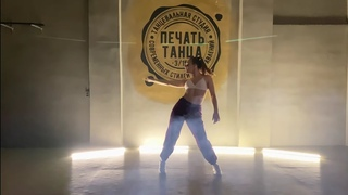 """Печать Танца 3/15"": Хорео Алина - ALREADY; соло 1"