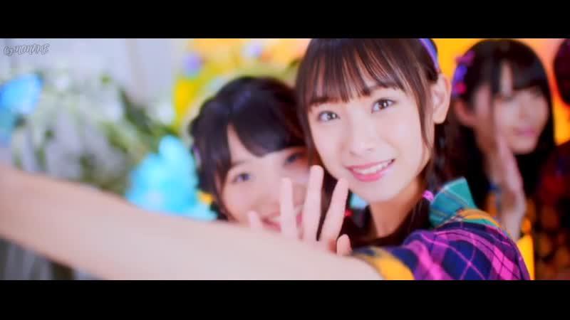 FSG NONAME AKB48 saikyou twintail русский перевод