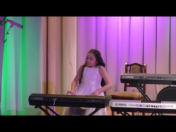 Заманова Расмия 12 лет