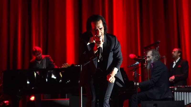 Nick Cave - Do You Love Me? @ Stadium, Moscow 27.07.2018