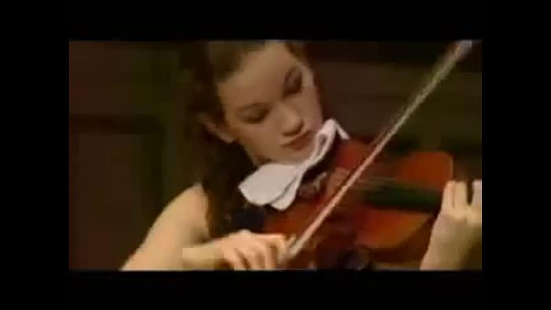 Hilary Hahn plays Ernst s Grand Caprice on Schuberts Der Erlkönig, Op. 26