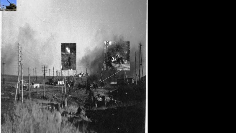 Последний бой тридцать четверки в 1941 году под Орлом