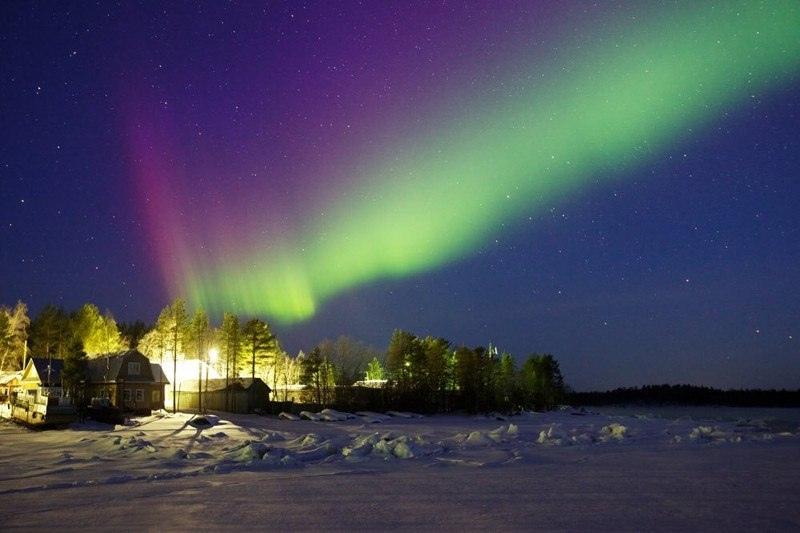 10 лучших мест в мире, где можно увидеть северное сияние, изображение №8
