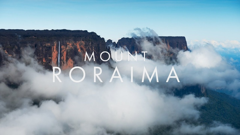 MOUNT RORAIMA - Heaven On Earth