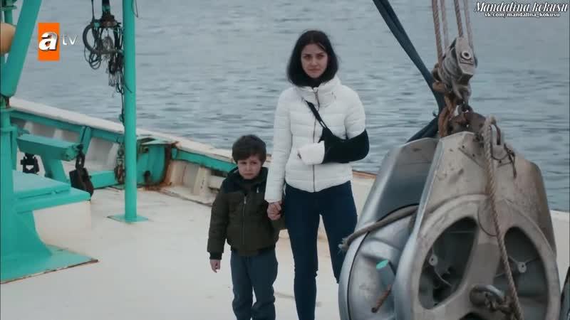 Gelino Günyüzü Отрывок с 4 серии сериала Ты расскажи Черное Море Sen Anlat