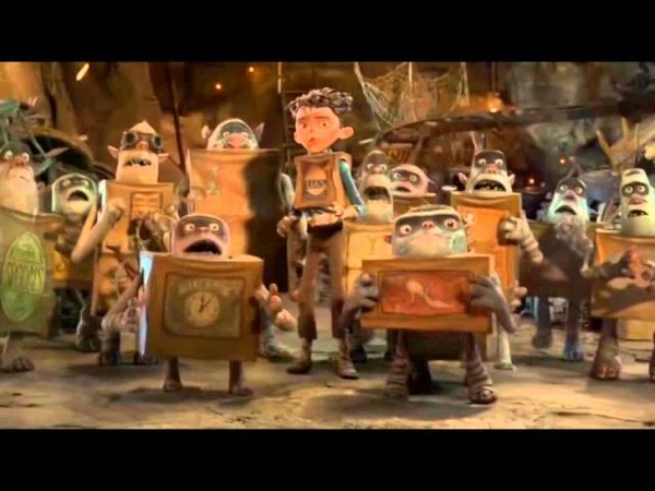 Семейка монстров The Boxtrolls 2014