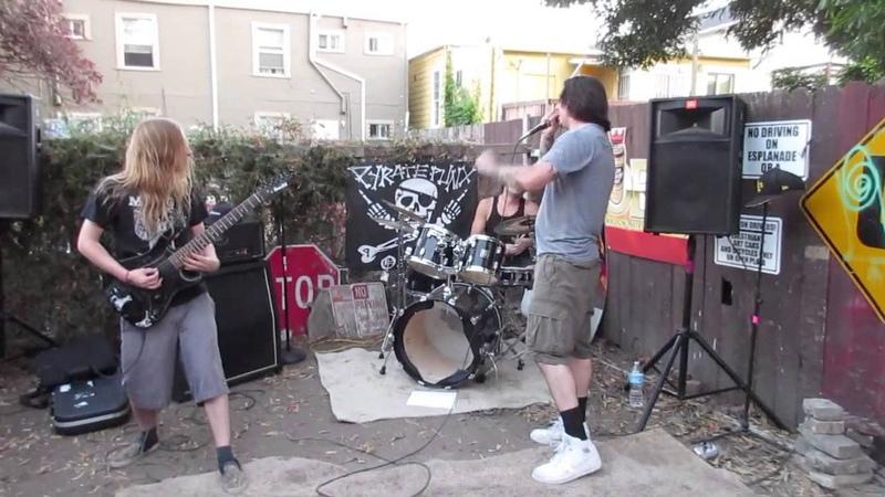 Papercut (live) @ the Wabbit Hole (west Oakland) 2015.8.8 (full set) grindcore