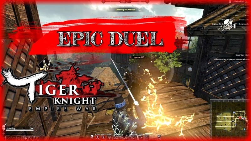 ⚔🕵Tiger Knight Empire War - Epic Duel on Siege Mode PvP Gameplay ⚔🕵