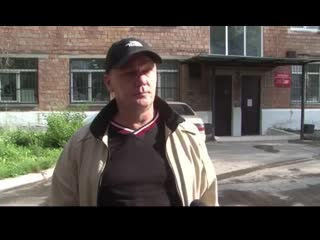 Мэр Саяногорска Михаил Валов дал комментарий журналистам по поводу пьянства за рулём