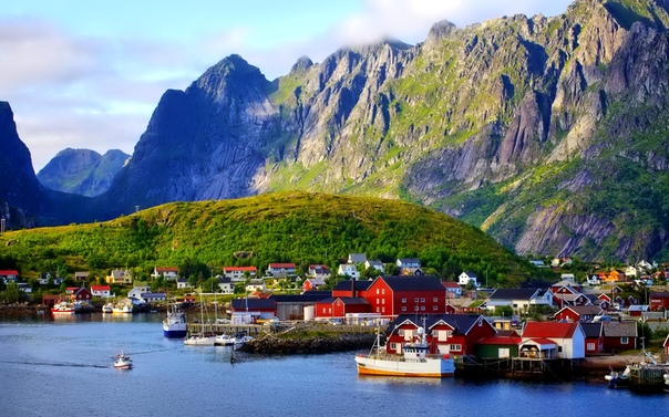 Норвегия Обои На Рабочий Стол