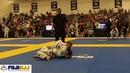 Kal-El Tewell vs Marcus Lopez - Match 3 - FUJIBJJ Indiana State Championship Series / JiuJitsu
