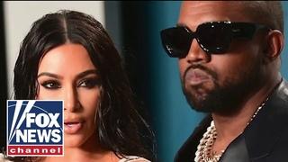 Kanye West deletes tweet about trying to divorce Kim Kardashian