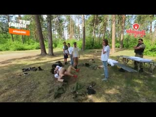 Brutal girl fights 2019 tomboys russian reality tv show