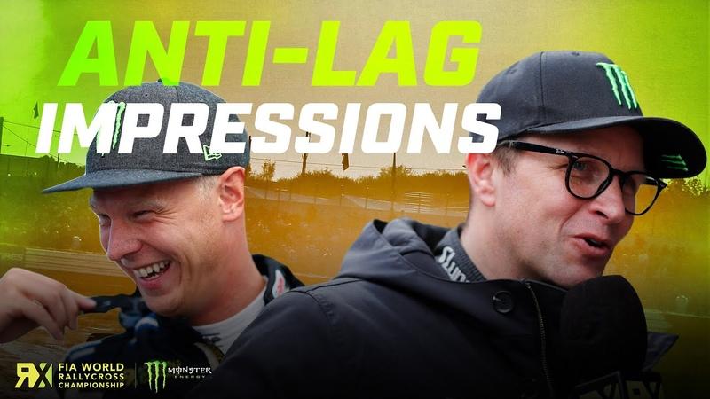 Anti Lag IMPRESSIONS 😆 FIA World Rallycross