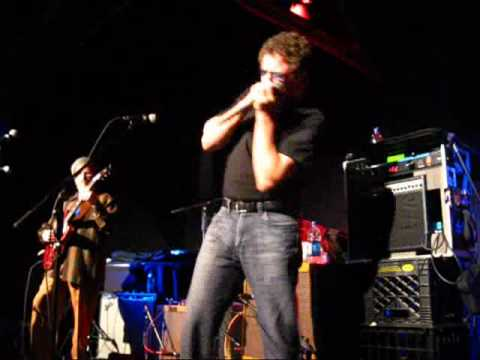 LEE OSKAR Lee's Blues TUPELO MUSIC HALL 10 10 09 CLIFFYUNO