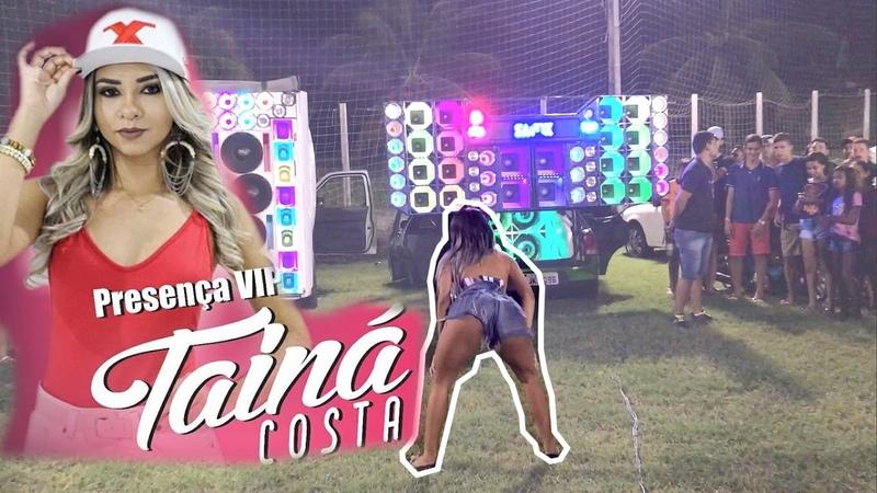 TAINÁ COSTA GOL DO FRANGO FRONTIER BURRA BRANCA
