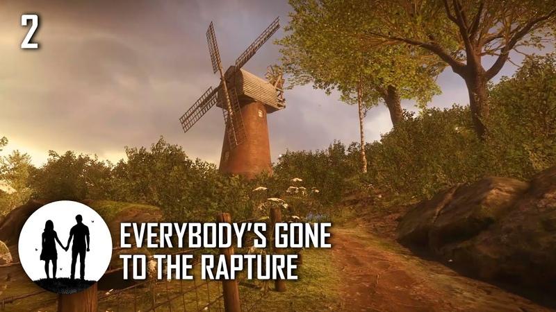 Прохождение Everybody's Gone To The Rapture - Венди и Фрэнк 2