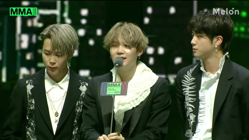 REWARD | 191130 | Album Of The Year | Melon Music Awards