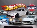 Машинки Хот Вилс Hot Wheels Datsun 240Z Custom HW Factory Fresh 3 10