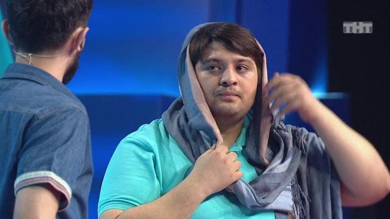 Comedy Баттл Последний сезон Дуэт Лена Кука 2 тур 30 10 2015