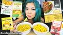 VEGAN TASTE TEST (mac cheese, vegan tuna, jerky, etc) MUKBANG Munching Mondays Ep.31
