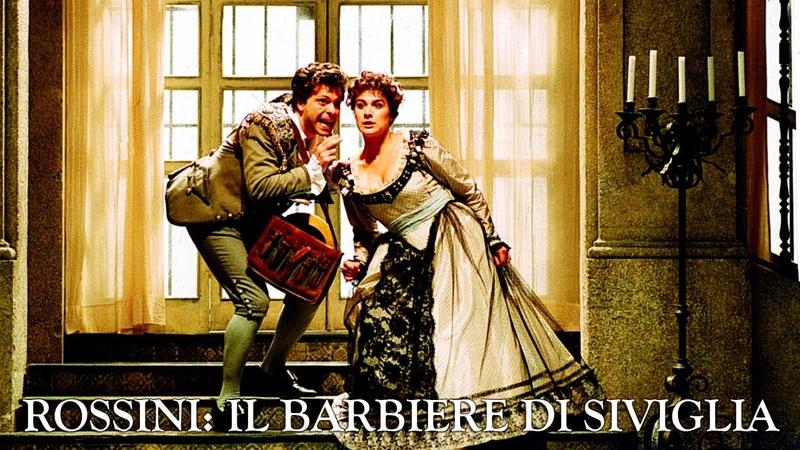Gioachino Rossini Il Barbiere di Siviglia (with Cecilia Bartoli Gino Quilico)