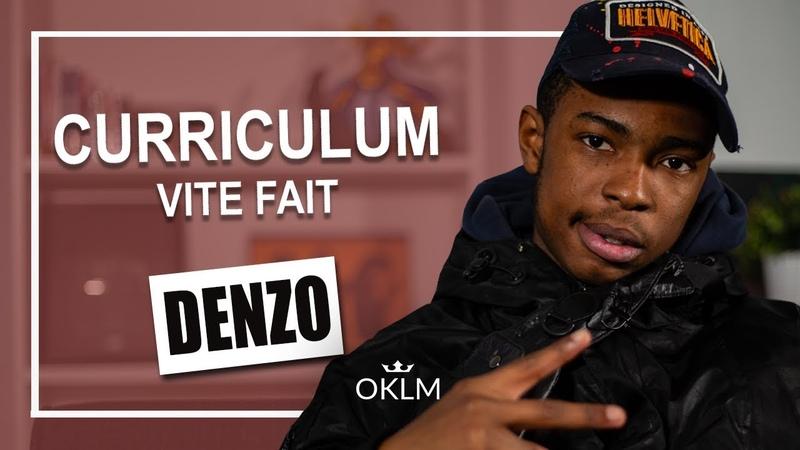 DENZO CURRICULUM VITE FAIT OKLM TV