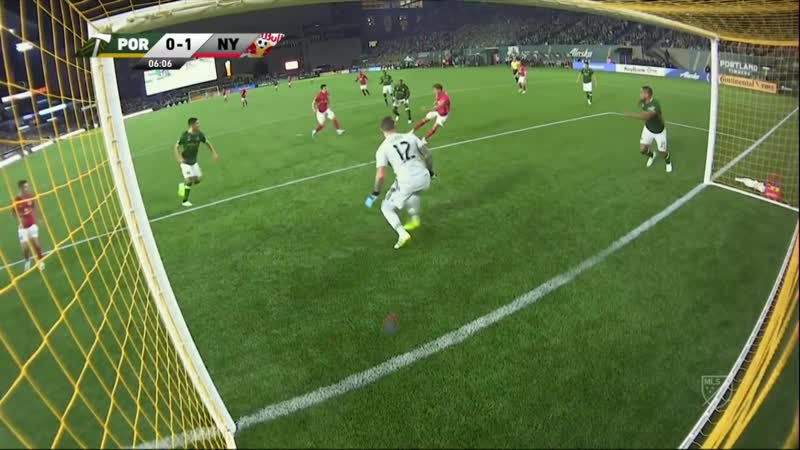 Portland Timbers vs. New York Red Bulls - MLS