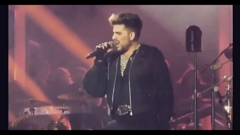 Queen and Adam Lambert, Whole Lotta Love/Heartbreak Hotel, Melbourne 1, Feb 19