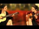 La Valse d'Amélie for two guitars