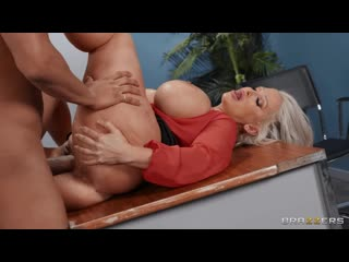 Alura Jenson - My Profs Filthy Mouth - Porno, All Sex, Hardcore, Blowjob, MILF, Big Tits, Porn, Порно