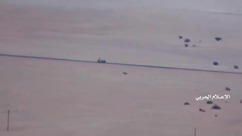 Уничтожение небольшой колонны хадистов в Марибской пустыне