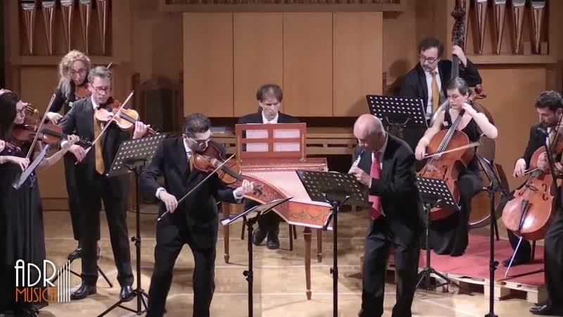1060R J S Bach Concerto for Violin and Oboe in C minor BWV 1060R Gli Archi del Rusconi Piercarlo Sacco