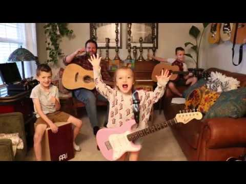Colt Clark and the Quarantine Kids perform Baba O'Riley