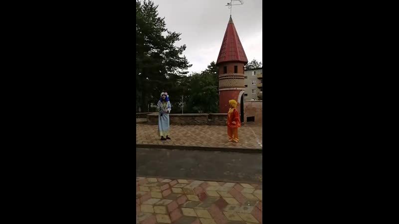 Праздник На Ивана на Купала в Андерсенграде