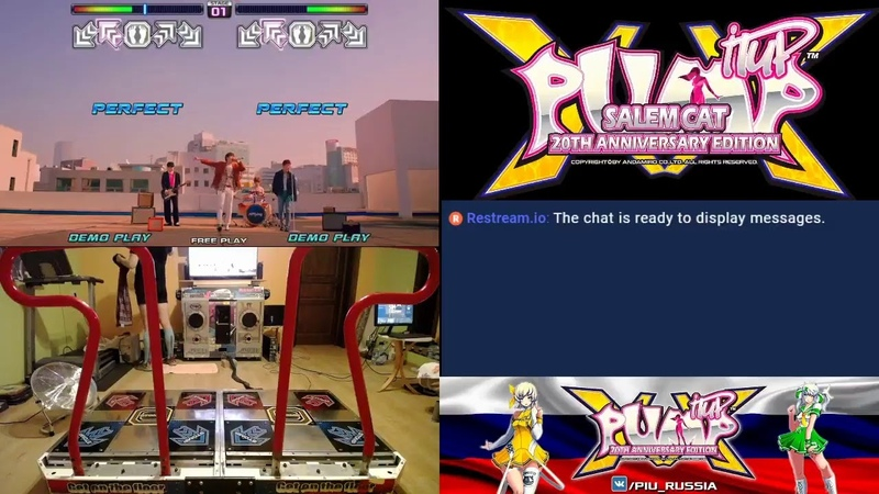 Russian Pump it up Streaming Achieving new heights