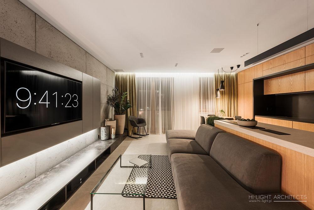 Cовременная квартира в Польше