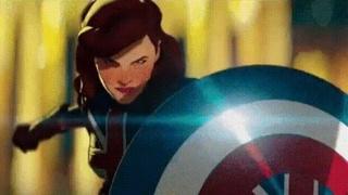 "LEAKED Footage Of ""WHAT IF...?"" Marvel Disney+ Series"
